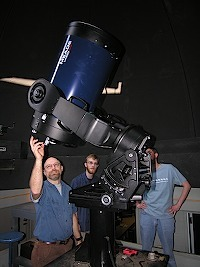 Observatory Astronomy In The Department Of Physics And
